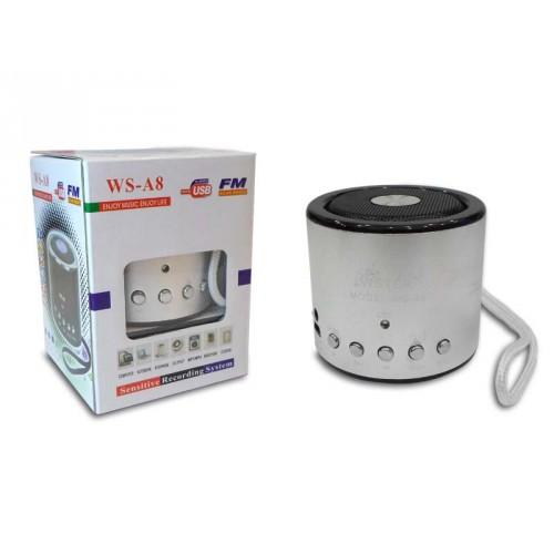 Портативная Bluetooth колонка WSTER WS-A8