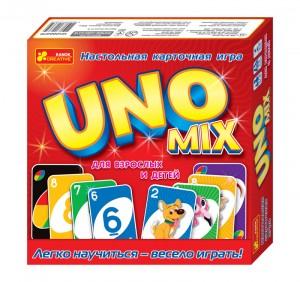 Карточная игра UNO MIX