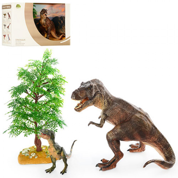 Динозавры коллекционные WS1611