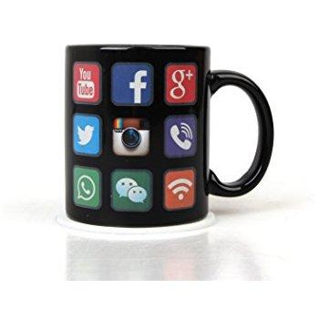 Чашка Color Changing Mugs