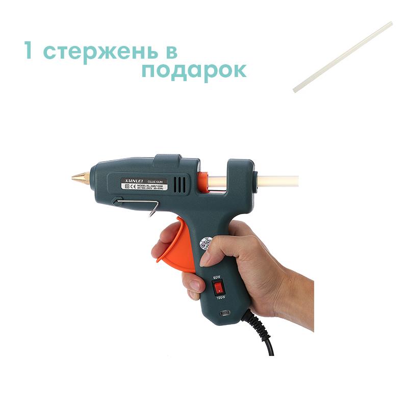 Клеевой пистолет 100W