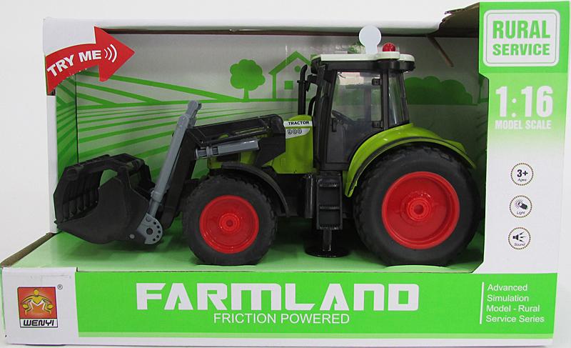Трактор  Farmland