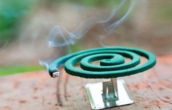 Спираль от комаров и прочих насекомых