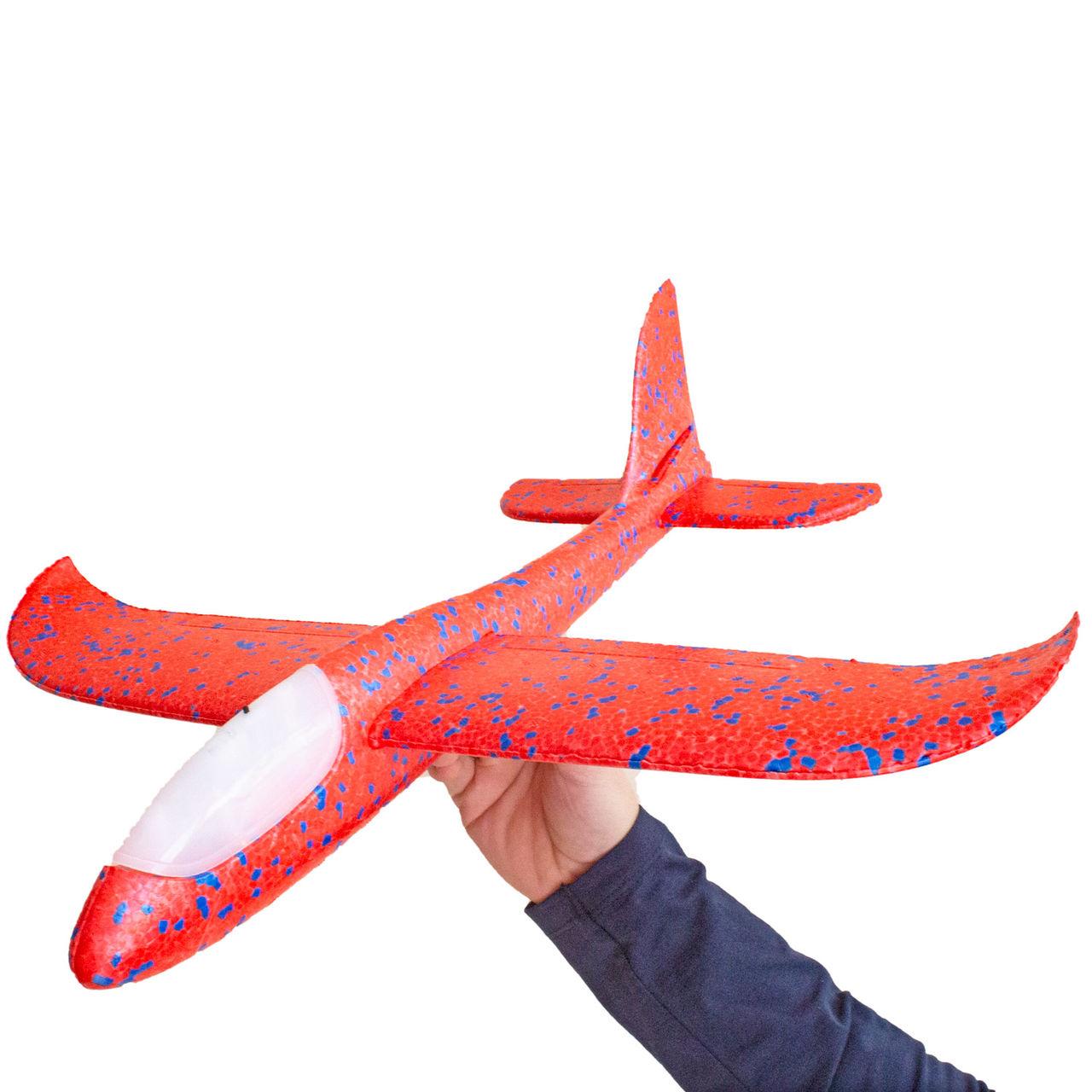 Самолет из пенопласта «Быстролет»