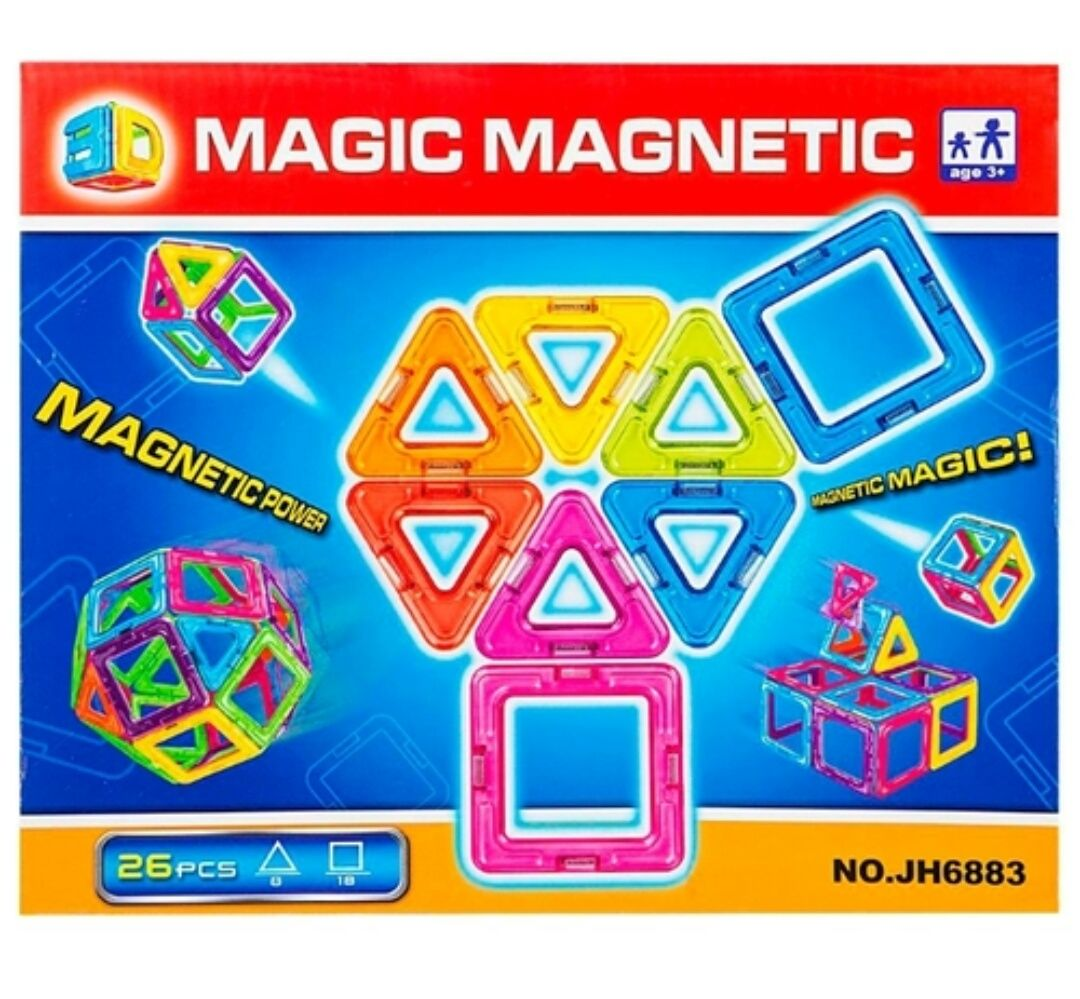 Конструктор Magnetic magic