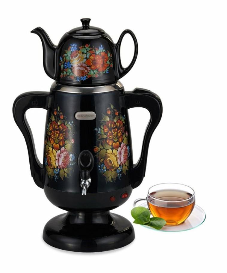 Самовар +чайник