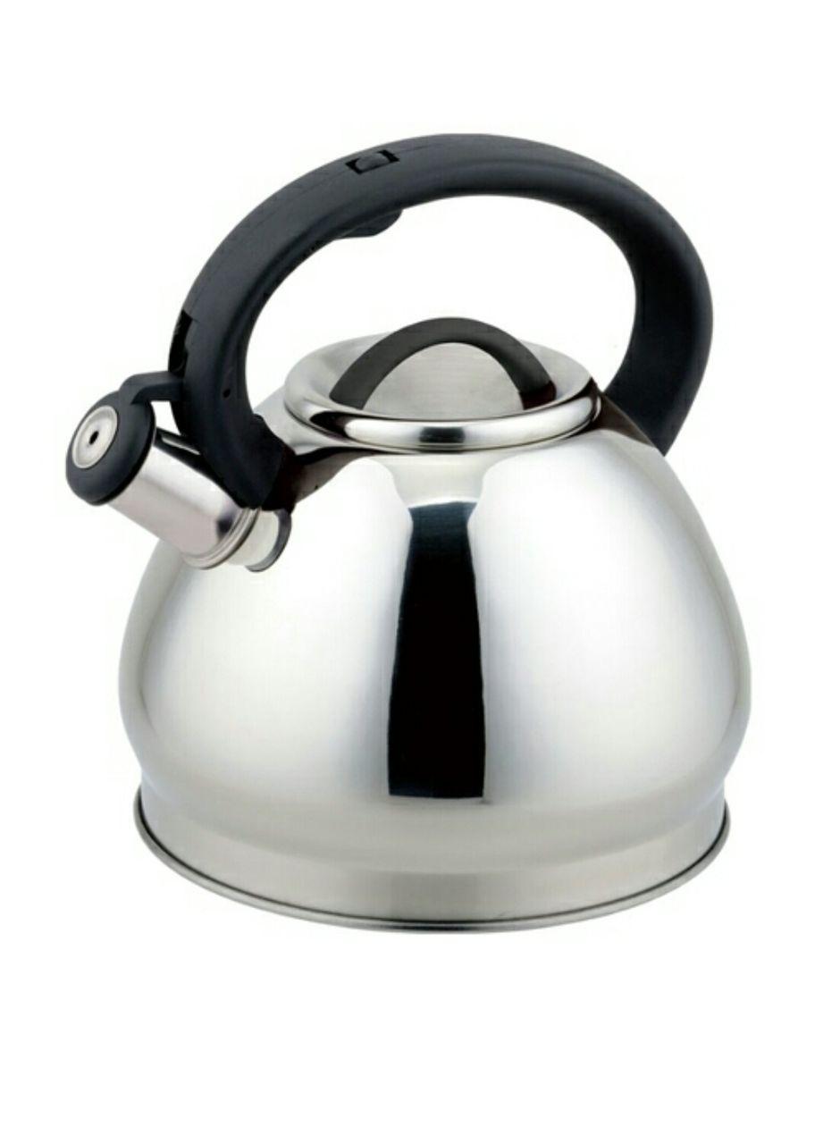 Нержавеющий чайник со свистком