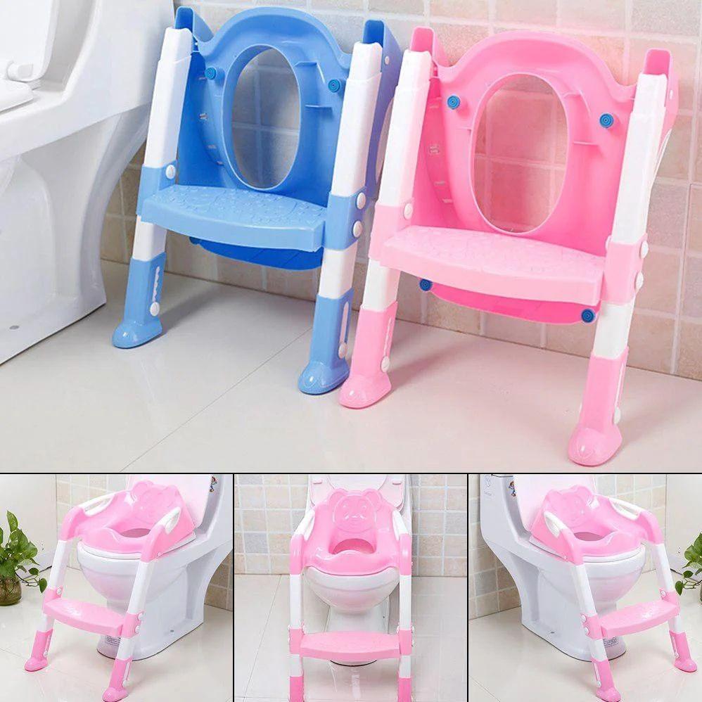 Детское сиденье со ступенькой