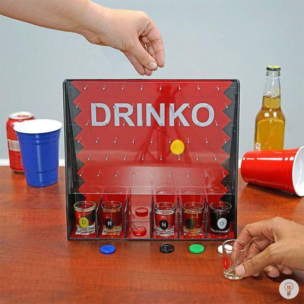 Прикольная игра ,,DRINKO,,