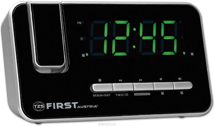 Часы с проекцией+радио+будильник