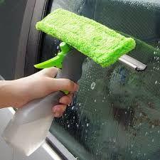 Щётка для мытья окон с распылителем