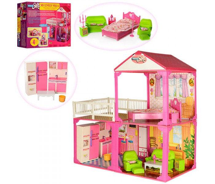 Домик для Барби My Lovely Villa