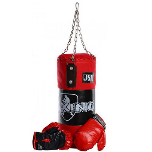 Haбop для бокса с подвесной грушей 3053