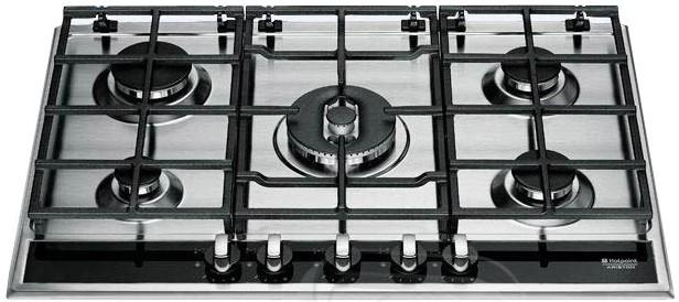 Встраиваемая газовая плита Ariston PK 750 R GH/HA