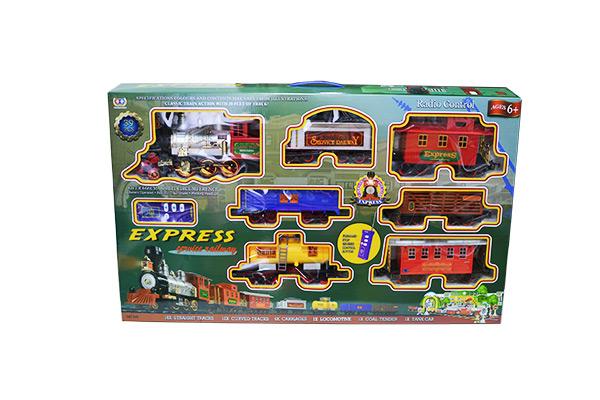 Детская радиоуправляемая железная дорога