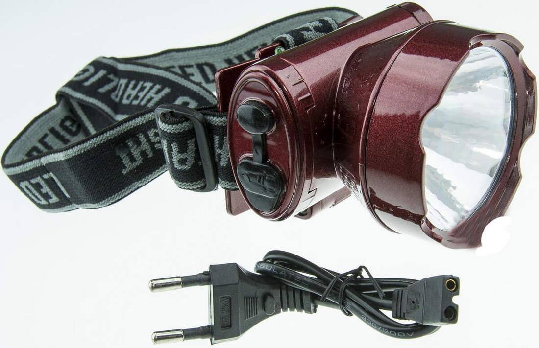 Фонарик на голову LED Headlamp
