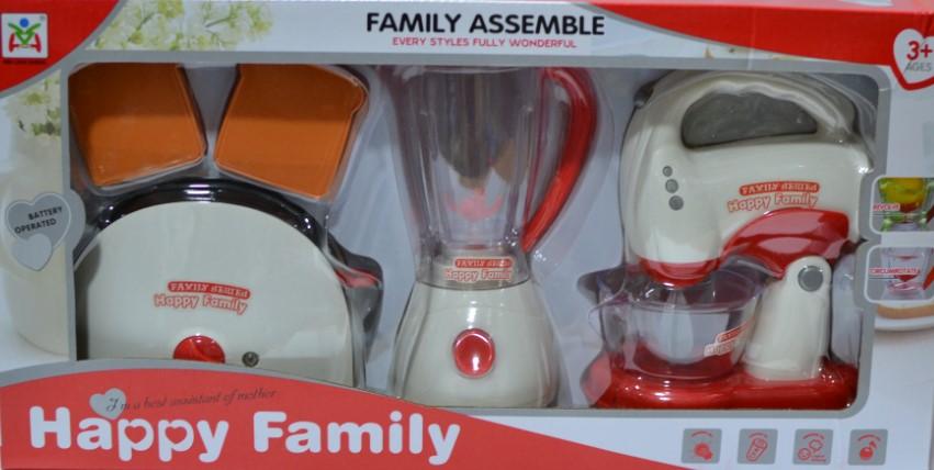 Набор кухонной техники Happy Family