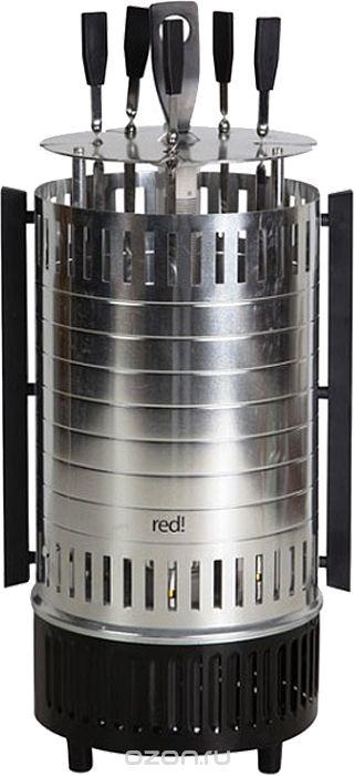 Электрошашлычница Red