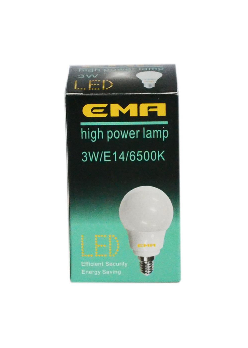 Лампочка EMA 3W
