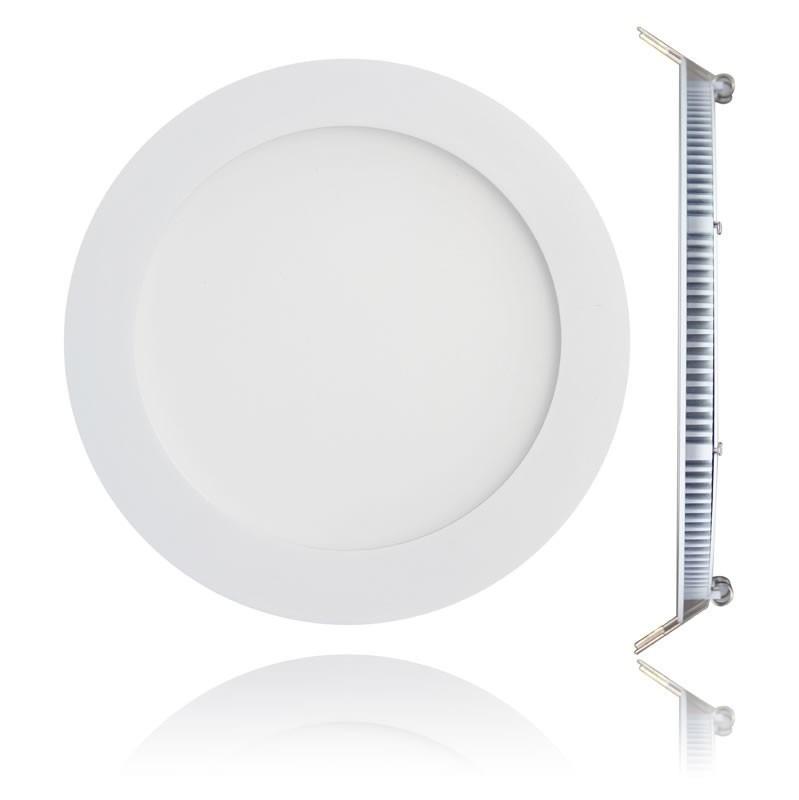 LED panel light 24Вт