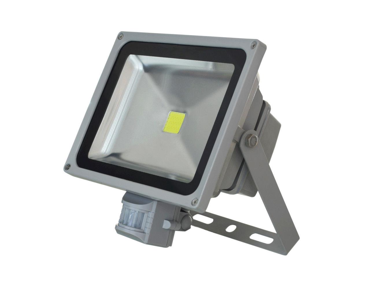 LED подсветка, наружная лампа 50 Вт