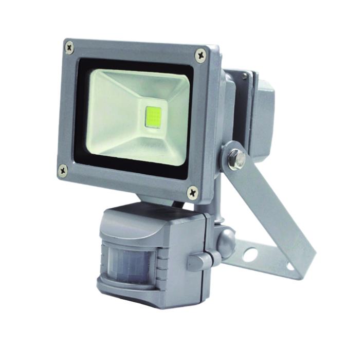 LED подсветка, наружная лампа 10 Вт