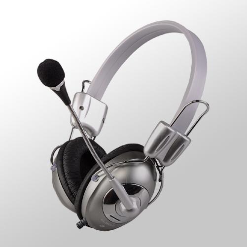 Наушники с микрофоном Cuffie Weile