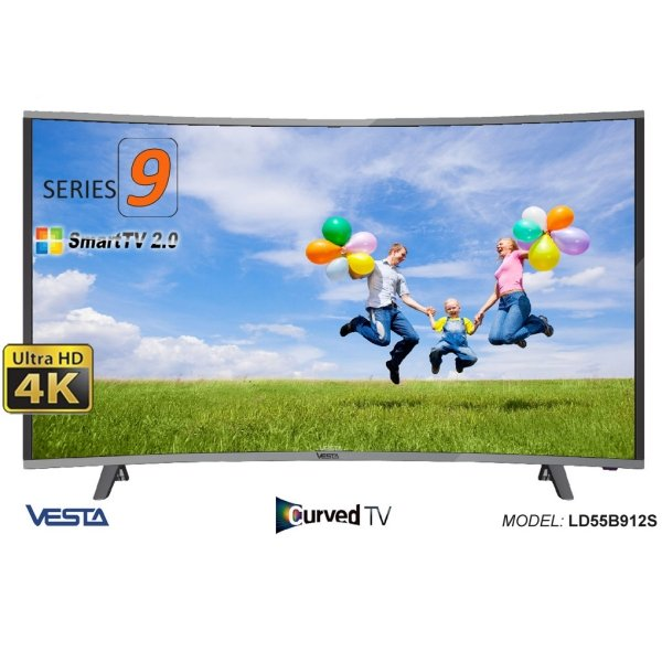 VESTA SmartTV2.0 LD55B912S DVB-C/T/T2